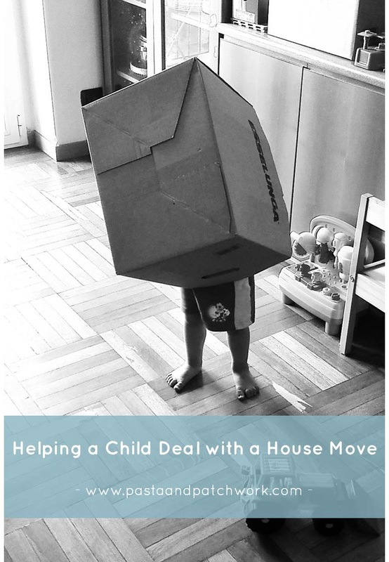 Do you need to prepare your child for a big change such as a house move? Find out how we're choosing to help our toddler deal with this.