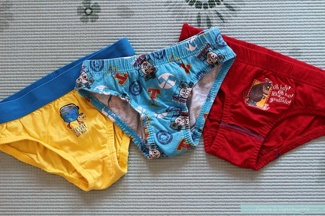 Toddler underpants